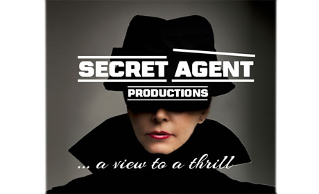 Secret Agent Productions - Eve Caillon