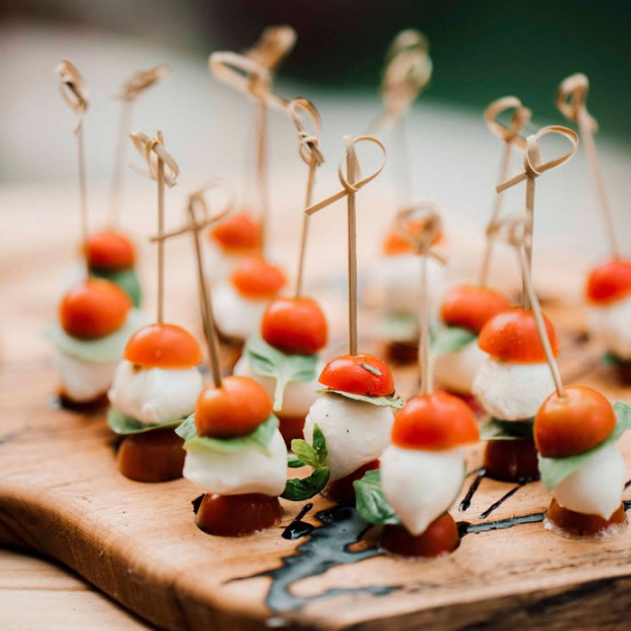 Scrumptious Wedding Catering