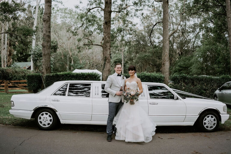 Read more about the article Queensland wedding cars