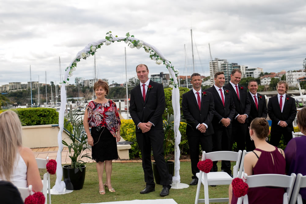 Professional Brisbane Wedding Celebrant
